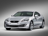 Hyundai Rohens Coupe 2008 wallpapers