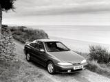 Hyundai S Coupe Turbo UK-spec 1992–96 images