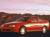 Images of Hyundai S Coupe US-spec 1992–95