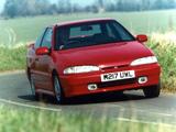 Images of Hyundai S Coupe Turbo SE UK-spec 1995