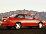 Photos of Hyundai S Coupe US-spec 1992–95