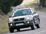 Hyundai Santa Fe (SM) 2000–04 images