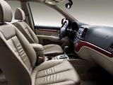 Hyundai Santa Fe (CM) 2005–09 pictures