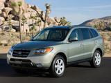 Hyundai Santa Fe US-spec (CM) 2006–09 images