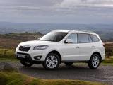 Hyundai Santa Fe UK-spec (CM) 2009 pictures