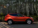 Hyundai Santa Fe Sport (DM) 2012 pictures