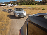 Hyundai Santa Fe Sport AWD US-spec (2013) photos