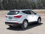 Hyundai Santa Fe Sport AWD US-spec (2013) pictures