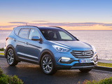 "Hyundai Santa Fe ""30"" (DM) 2016 pictures"