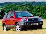 Hyundai Santa Fe UK-spec (SM) 2000–04 images