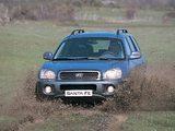 Images of Hyundai Santa Fe (SM) 2000–04