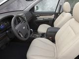 Images of Hyundai Santa Fe US-spec (CM) 2009