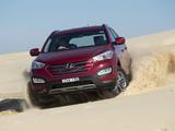 Images of Hyundai Santa Fe AU-spec (DM) 2012