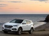 Images of Hyundai Santa Fe (DM) 2015