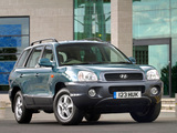 Images of Hyundai Santa Fe UK-spec (SM) 2000–04