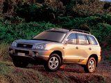 Photos of Hyundai Santa Fe (SM) 2000–04
