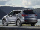 Photos of Hyundai Santa Fe AU-spec (DM) 2012
