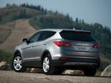 Photos of Hyundai Santa Fe Sport (DM) 2012