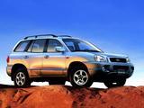 Pictures of Hyundai Santa Fe (SM) 2000–04