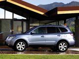 Pictures of Hyundai Santa Fe (CM) 2005–09