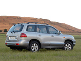 Pictures of Hyundai Santa Fe ZA-spec (SM) 2005–06