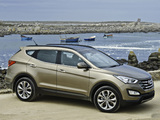 Pictures of Hyundai Santa Fe ZA-spec (DM) 2013