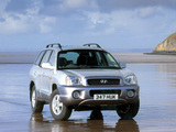 Pictures of Hyundai Santa Fe UK-spec (SM) 2000–04