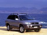 Hyundai Santa Fe (SM) 2000–04 wallpapers