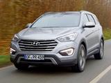 Hyundai Grand Santa Fe (DM) 2013 wallpapers