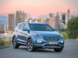 "Hyundai Santa Fe ""30"" (DM) 2016 wallpapers"