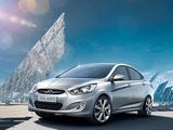 Hyundai Solaris (RB) 2010 images