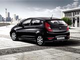 Hyundai Solaris Hatchback (RB) 2011 photos