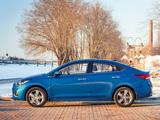 Hyundai Solaris (HCR) 2017 pictures