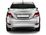 Images of Hyundai Solaris (RB) 2010