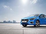 Images of Hyundai Solaris 2017