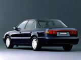 Hyundai Sonata (Y3) 1993–96 photos