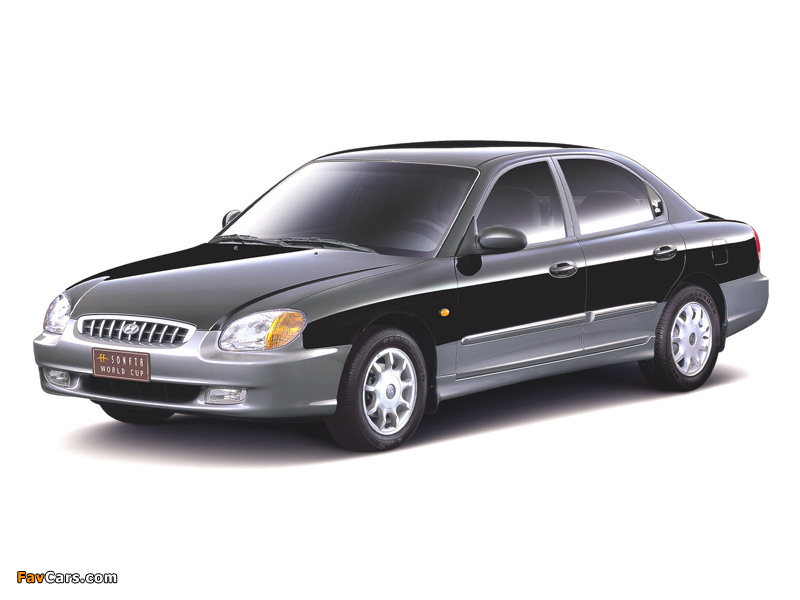 Hyundai Sonata (EF) 1998–2001 photos (800 x 600)