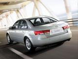 Hyundai Sonata (NF) 2004–07 pictures