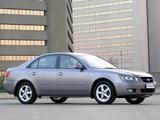 Hyundai Sonata ZA-spec (NF) 2005–07 images