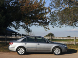 Hyundai Sonata AU-spec (NF) 2008–10 photos