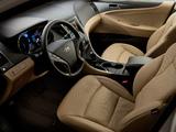 Hyundai Sonata Blue Drive US-spec (YF) 2010 photos