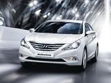 Hyundai Sonata ZA-spec (YF) 2010–13 photos