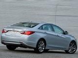 Hyundai Sonata US-spec (YF) 2010 pictures