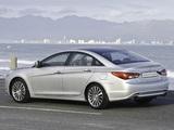 Hyundai Sonata ZA-spec (YF) 2013 photos