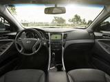 Hyundai Sonata US-spec (YF) 2013 pictures