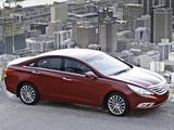 Hyundai Sonata ZA-spec (YF) 2013 wallpapers