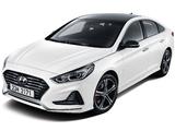 Hyundai Sonata KR-spec (LF) 2017 pictures