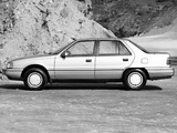 Images of Hyundai Sonata (Y2) 1988–93