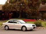Photos of Hyundai Sonata (EF) 2001–04