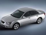Photos of Hyundai Sonata (NF) 2004–07